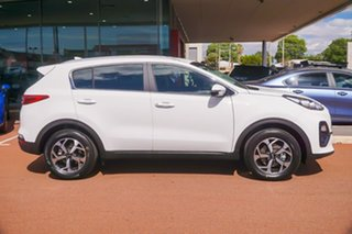 2021 Kia Sportage QL S White Sports Automatic SUV