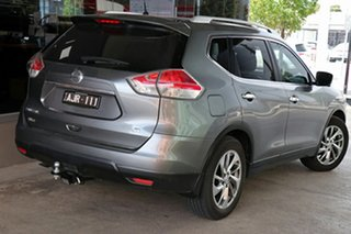 2016 Nissan X-Trail T32 Ti X-tronic 4WD Grey 7 Speed Constant Variable Wagon.