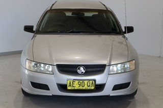 2005 Holden Commodore VZ Executive Silver 4 Speed Automatic Wagon