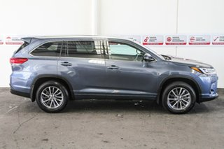 2019 Toyota Kluger GSU50R GXL 2WD Cosmos Blue 8 Speed Sports Automatic Wagon