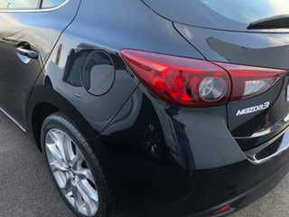 2013 Mazda 3 BL10L2 MY13 SP25 Activematic Black 5 Speed Sports Automatic Hatchback