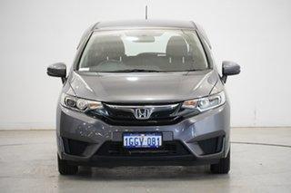 2017 Honda Jazz GF MY17 VTi Grey 1 Speed Constant Variable Hatchback.