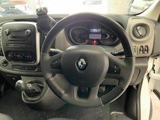 2017 Renault Trafic X82 103KW Low Roof LWB White 6 Speed Manual Van