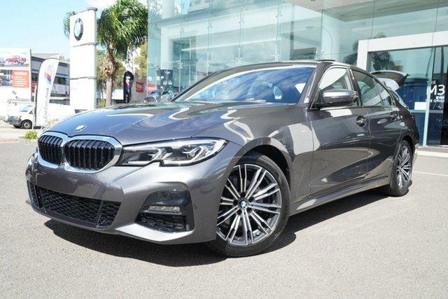 Used BMW 320i F30 LCI M Sport Brookvale, 2020 BMW 320i F30 LCI M Sport Mineral Grey 8 Speed Auto Steptronic Sport Sedan