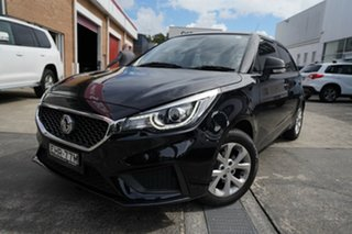 2020 MG MG3 SZP1 MY20 Core Black 4 Speed Automatic Hatchback.
