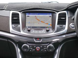 2016 Holden Special Vehicles ClubSport Gen F2 R8 LSA Black 6 Speed Manual Sedan