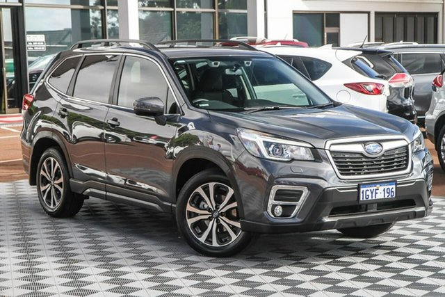 Used Subaru Forester S5 MY20 2.5i Premium CVT AWD Attadale, 2020 Subaru Forester S5 MY20 2.5i Premium CVT AWD Grey 7 Speed Constant Variable Wagon