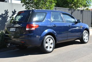 2011 Ford Territory SZ TX Seq Sport Shift AWD Blue 6 Speed Sports Automatic Wagon