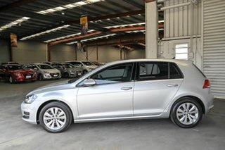 2015 Volkswagen Golf VII MY16 92TSI DSG Comfortline Silver 7 Speed Sports Automatic Dual Clutch