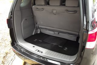 2014 Ssangyong Stavic A100 MY14 Black 5 Speed Sports Automatic Wagon