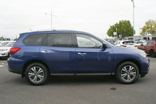 2020 Nissan Pathfinder R52 Series III MY19 ST X-tronic 2WD Caspian Blue 1 Speed Constant Variable