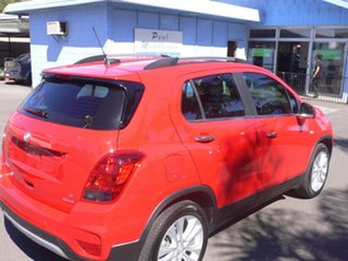 2018 Holden Trax TJ MY18 LT Red 6 Speed Automatic Wagon.