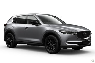 2021 Mazda CX-5 KF4WLA GT SKYACTIV-Drive i-ACTIV AWD SP Silver 6 Speed Sports Automatic Wagon.