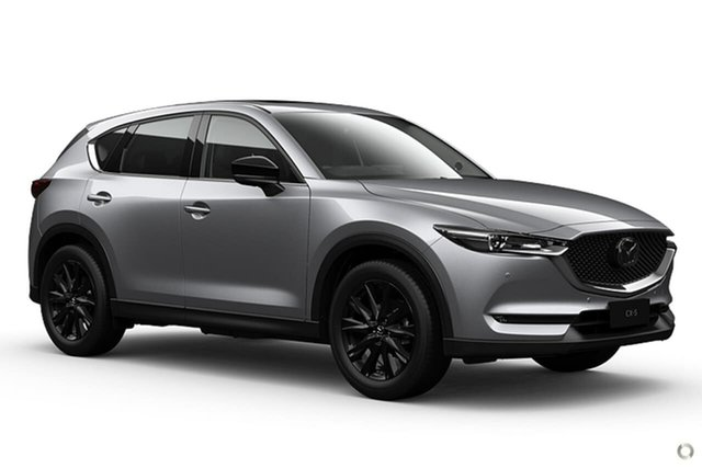 New Mazda CX-5 KF4WLA GT SKYACTIV-Drive i-ACTIV AWD SP Waitara, 2021 Mazda CX-5 KF4WLA GT SKYACTIV-Drive i-ACTIV AWD SP Silver 6 Speed Sports Automatic Wagon