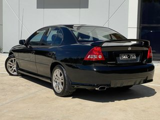 2004 Holden Commodore VY II S Black 4 Speed Automatic Sedan
