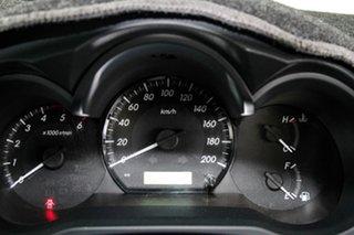 2012 Toyota Hilux KUN26R MY12 SR (4x4) Tidal Blue 5 Speed Manual X Cab Cab Chassis