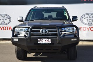 2017 Toyota Landcruiser VDJ200R MY16 GXL (4x4) Graphite 6 Speed Automatic Wagon.