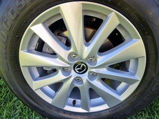 2012 Mazda CX-5 KE1071 Maxx SKYACTIV-Drive AWD Sport Stormy Blue/black Cloth 6 Speed
