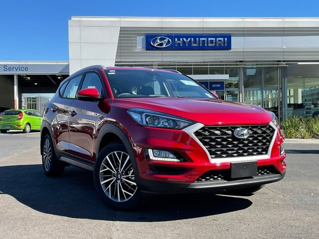 New Hyundai Tucson South Melbourne, TL4 TUCSON WG ACTIVE X 2.0P AUTO