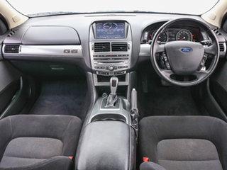 2012 Ford Falcon FG MK2 XT Ecoboost White 6 Speed Automatic Sedan