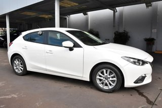 2015 Mazda 3 BM5276 Neo SKYACTIV-MT White 6 Speed Manual Sedan.