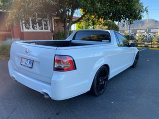 2015 Holden Ute VF MY15 Ute Heron White 6 Speed Sports Automatic Utility