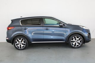 2016 Kia Sportage QL MY16 Platinum AWD Blue 6 Speed Sports Automatic Wagon