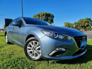 2015 Mazda 3 BM5478 Neo SKYACTIV-Drive Blue Reflex 6 Speed Sports Automatic Hatchback.