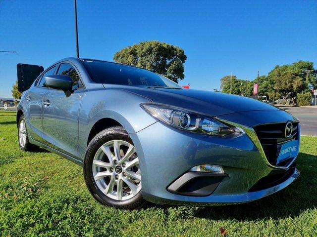 Used Mazda 3 BM5478 Neo SKYACTIV-Drive Hindmarsh, 2015 Mazda 3 BM5478 Neo SKYACTIV-Drive Blue Reflex 6 Speed Sports Automatic Hatchback