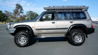 2001 Nissan Patrol GU III MY2002 ST Gold 5 Speed Sports Automatic Wagon