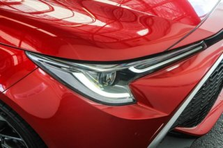 2020 Toyota Corolla ZWE211R ZR E-CVT Hybrid Feverish Red 10 Speed Constant Variable Hatchback Hybrid
