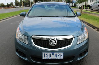 2013 Holden Cruze CD Blue Automatic Wagon.