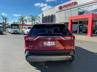 2020 Toyota RAV4 Mxaa52R Cruiser 2WD Atomic Rush 10 Speed Constant Variable Wagon
