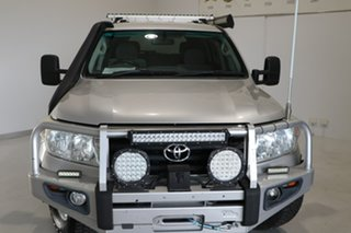 2010 Toyota Landcruiser VDJ200R MY10 GXL Silver 6 Speed Sports Automatic Wagon