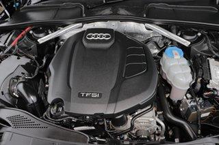 2016 Audi A4 B9 8W MY17 Sport S Tronic Brilliant Black 7 Speed Sports Automatic Dual Clutch Sedan