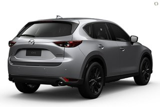 2021 Mazda CX-5 KF4WLA GT SKYACTIV-Drive i-ACTIV AWD SP Silver 6 Speed Sports Automatic Wagon