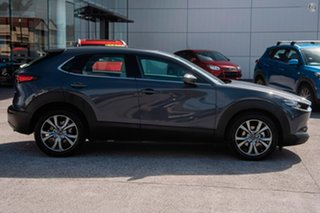 2021 Mazda CX-30 DM4WLA G25 SKYACTIV-Drive i-ACTIV AWD Astina Grey 6 Speed Sports Automatic Wagon
