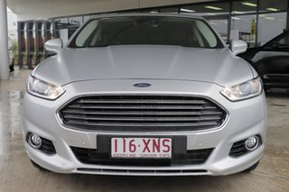 2017 Ford Mondeo MD 2017.50MY Trend Moondust Silver 6 Speed Sports Automatic Dual Clutch Hatchback