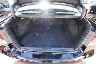 2007 Honda Civic MY07 VTi Black 5 Speed Automatic Sedan