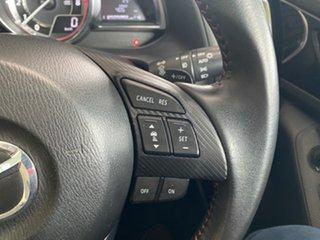 2015 Mazda 3 BM5438 SP25 SKYACTIV-Drive Astina Red 6 Speed Sports Automatic Hatchback