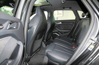 2015 Audi RS 3 8V MY16 Sportback S Tronic Quattro Grey 7 Speed Sports Automatic Dual Clutch