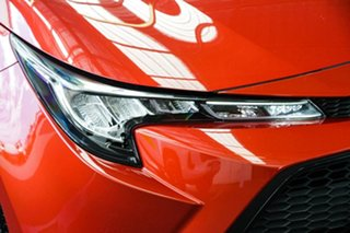 2020 Toyota Corolla Mzea12R Ascent Sport Volcanic Red 10 Speed Constant Variable Sedan