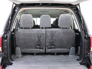 2009 Toyota Landcruiser UZJ200R GXL (4x4) Black 5 Speed Automatic Wagon