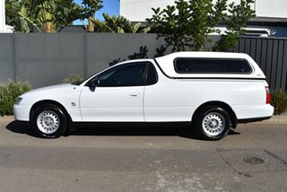 2003 Holden Ute VY White 5 Speed Manual Utility.