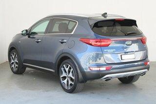 2016 Kia Sportage QL MY16 Platinum AWD Blue 6 Speed Sports Automatic Wagon.