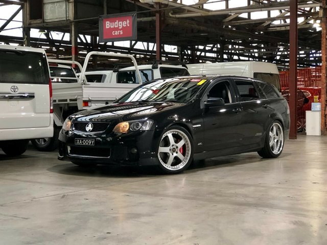 Used Holden Commodore VE II MY12.5 SS V Sportwagon Z Series Mile End South, 2013 Holden Commodore VE II MY12.5 SS V Sportwagon Z Series Black/Grey 6 Speed Sports Automatic
