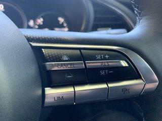 2021 Mazda 3 BP2HLA G25 SKYACTIV-Drive GT Sonic Silver 6 Speed Sports Automatic Hatchback