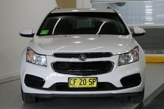 2015 Holden Cruze JH Series II MY15 CD Sportwagon Summit White 6 Speed Sports Automatic Wagon