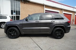 2015 Jeep Grand Cherokee WK MY15 Blackhawk Grey 8 Speed Sports Automatic Wagon