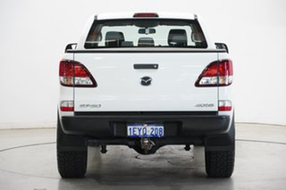 2015 Mazda BT-50 UP0YF1 XT White 6 Speed Sports Automatic Utility